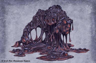 Mud Spirit by SpiralMagus
