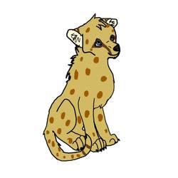 Riku the Cheetah by Weesie97