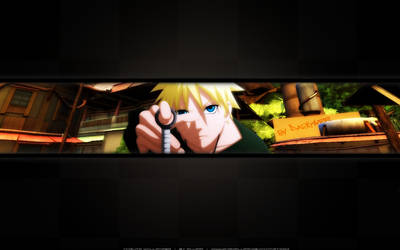 Naruto Wallpaper HD by darkFluppi