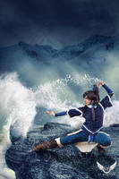 LoK: Turning the Tides by ShazuHime