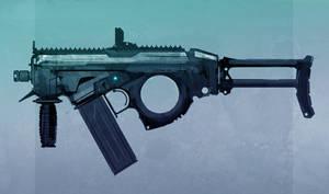 Sci Fi Gun 02 by rickystinger88