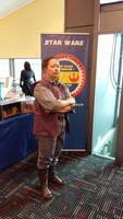 General Leia Organa by NomiDarklighter