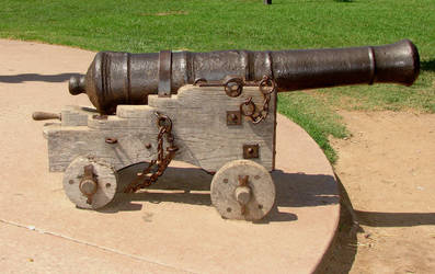 Cannon by JoStock