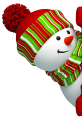 cute snowman1 by VasiDgallery