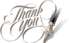 Thank You Text2 by VDragosPhotography