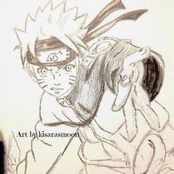 Commission: Naruto  by Kisarasmoon