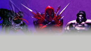 MarvelMan XBOX Theme by sillentassault