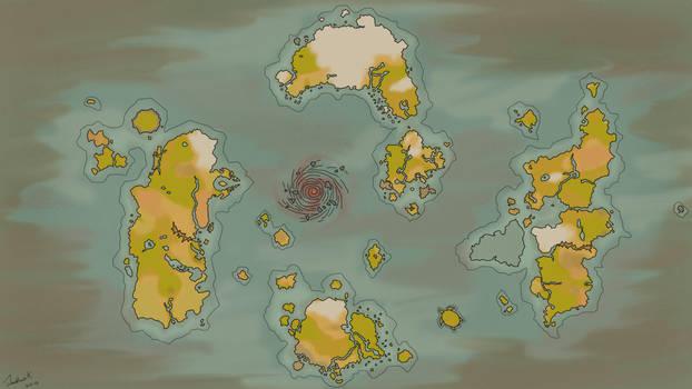 Azeroth map (World of Warcraft) by Jonkin99 on DeviantArt