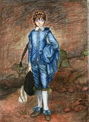 Blue Boy AC 195 by heatherbunny