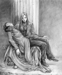 Pieta by heatherbunny