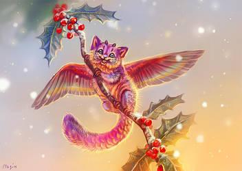 Happy Holidays by Maquenda