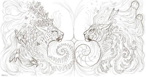 Spirals by Maquenda
