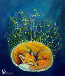Spring Dream by Maquenda