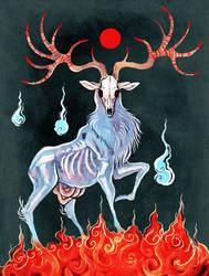 Wrathful Soul by Maquenda