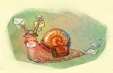 Snailmail by Maquenda
