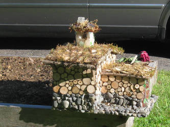 angle 2 Bissell Fairy House by chicolet