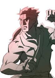 Ryu - Sketch by studiotast