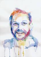 Tom Hardy by Vzriw