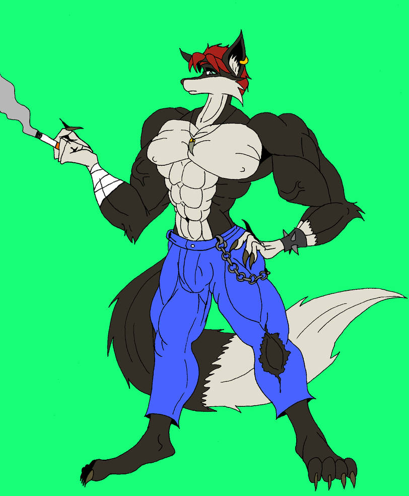 Muscle Mascot By Godforoth On Deviantart