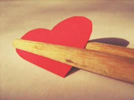 Chopstick Love by MateaLoncar