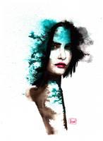 Georgina by lloyd-art