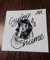 Crying shame by HoylierThanThou
