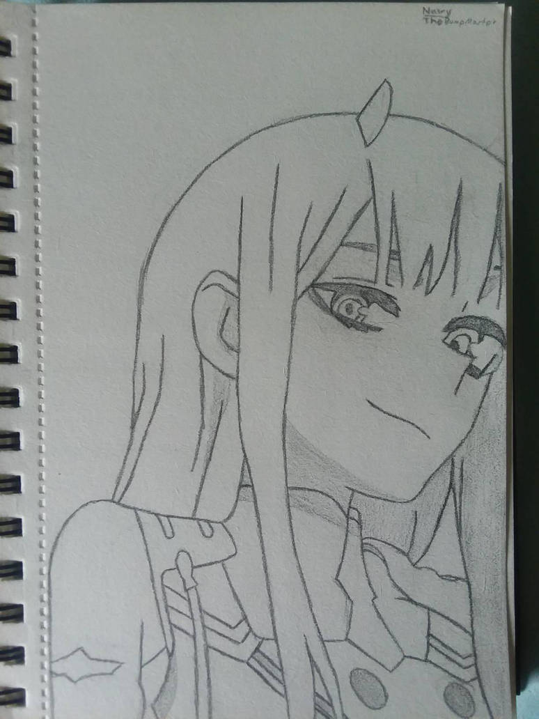 Zero Two by TheDumpMaster