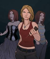 Buffy by DanMasso