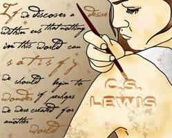 Digital Musings: Lewis by Mizra