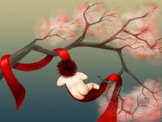 Sleepy Cupid by Shevaol