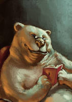 Polar bear by crutz
