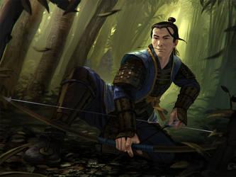 daidoji defender by crutz