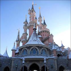 Sleeping Beauty's Castle VI by Anawielle
