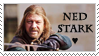 Eddard Stark by Anawielle