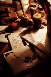 Dear Love... by Anawielle
