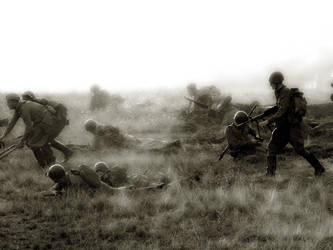 Soldiers. by Linek