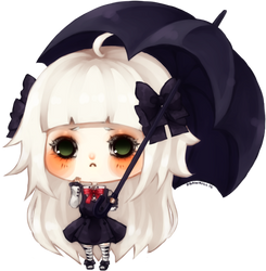 Commission :: AmeiHime by DrawKill