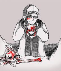 [Day 23] Bones by DrawKill