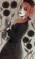 Black Nurse by DrawKill