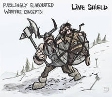Live shield by fan4battle