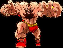 Street Fighter Zangief by fan4battle
