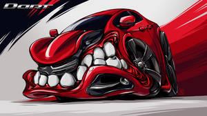 Dodge Dart 2013 by nitrouzzz