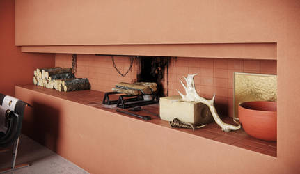 FFR Livingroom Close-up by AlexCom