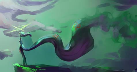 King Under The Sea by BlackBirdJimmy