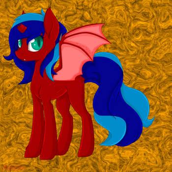 .:Pony:. Blood Starlight by DarkKittySucker