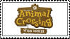 Animal crossing stamp by Akhrrana