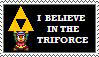 I believe in the Triforce by Akhrrana