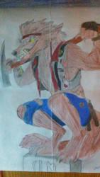 DIRE Drawing by Diegoevega