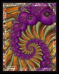 Thorny Vine by Velvet--Glove