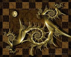 Dragon Game by Velvet--Glove